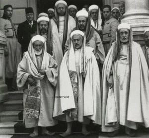 لباس أعيان تونس الموسوعة التونسية